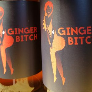 ginger bitch foto